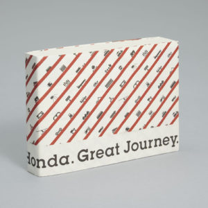 Honda.Great Journey.