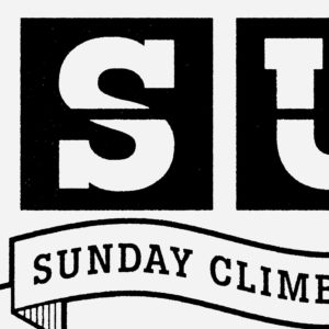 SUNDAY CLIMBING INDUSTRY Logo