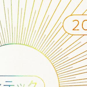 MITSUI Designtec New Year Card 2021